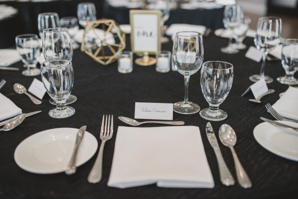 intimate restaurant wedding