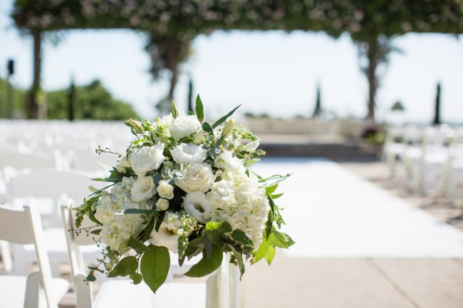 elegant resort wedding