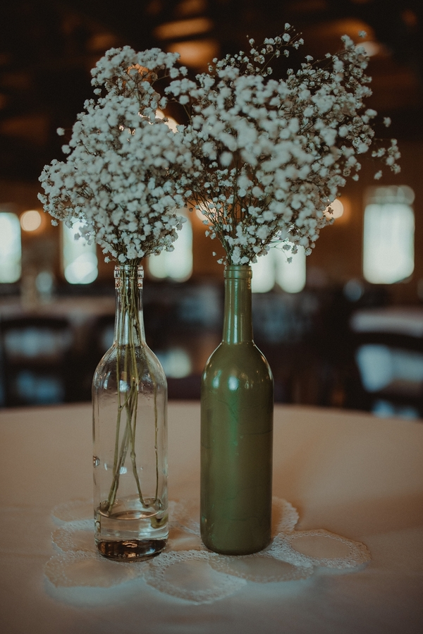 simple rustic wedding