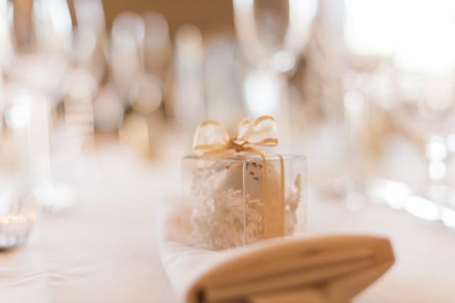 elegant lodge wedding