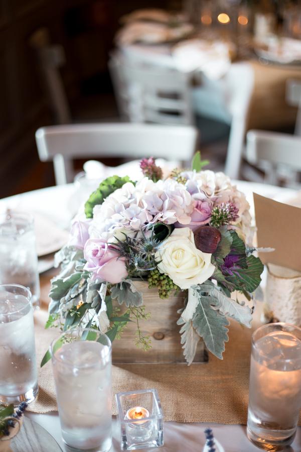 intimate vintage wedding