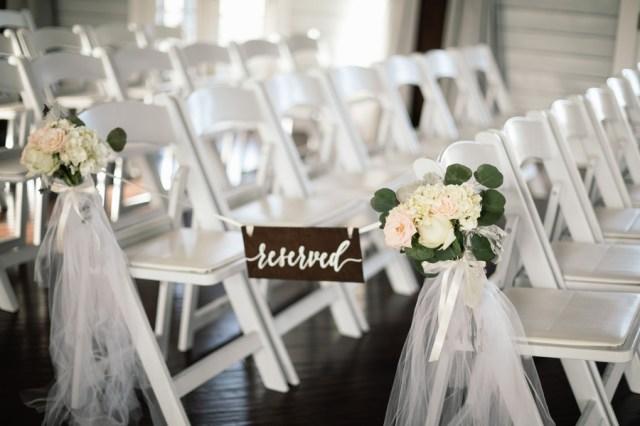 modern country chic wedding