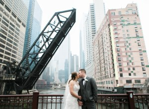 industrial Chicago wedding