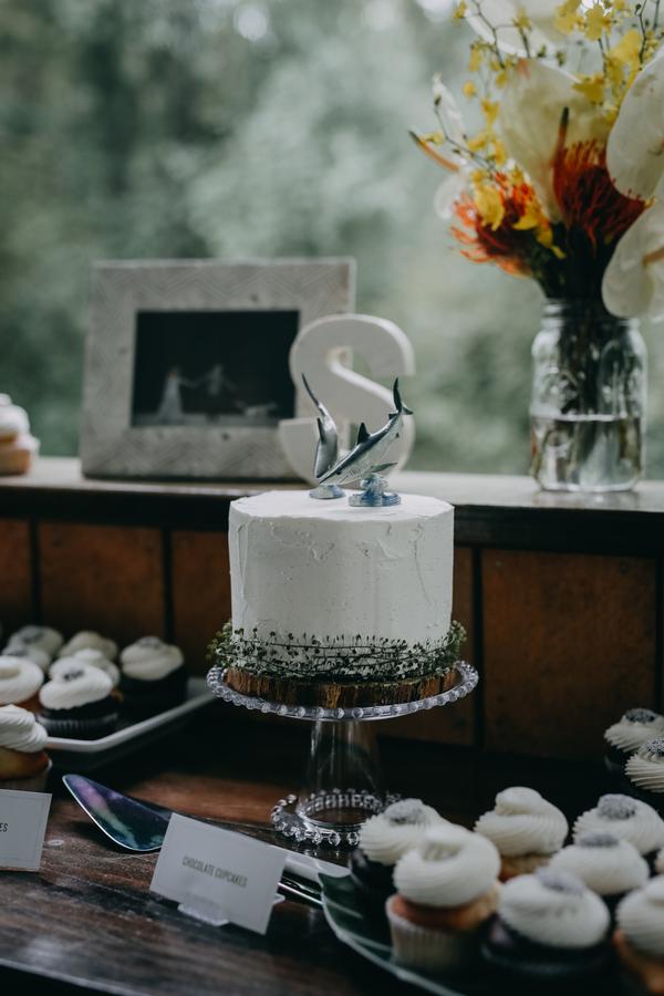 urban earthy wedding