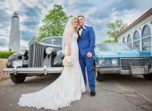 romantic vintage wedding