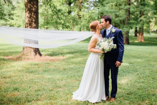 DIY greenery wedding