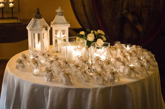 elegant Tuscan wedding