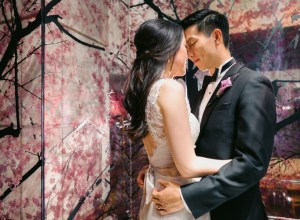 elegant DC hotel wedding