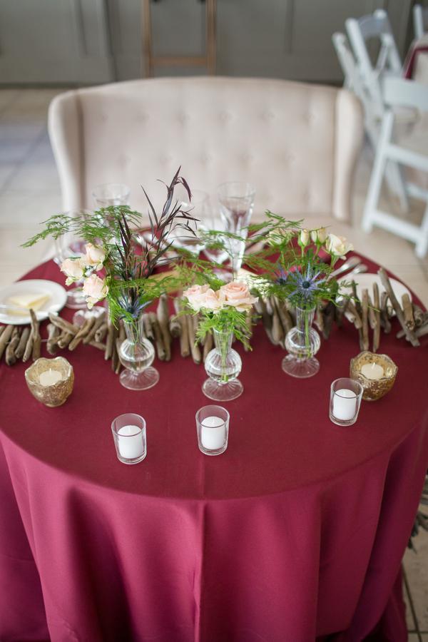 romantic resort wedding