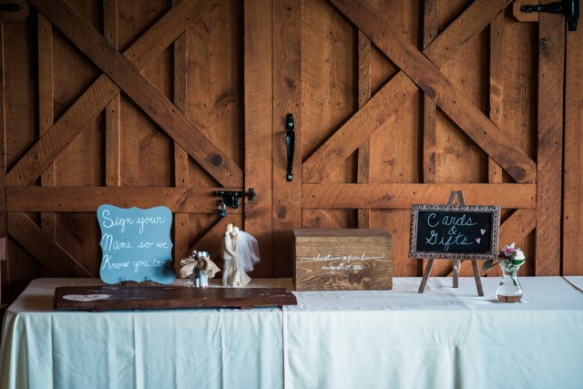 Pennsylvania barn wedding