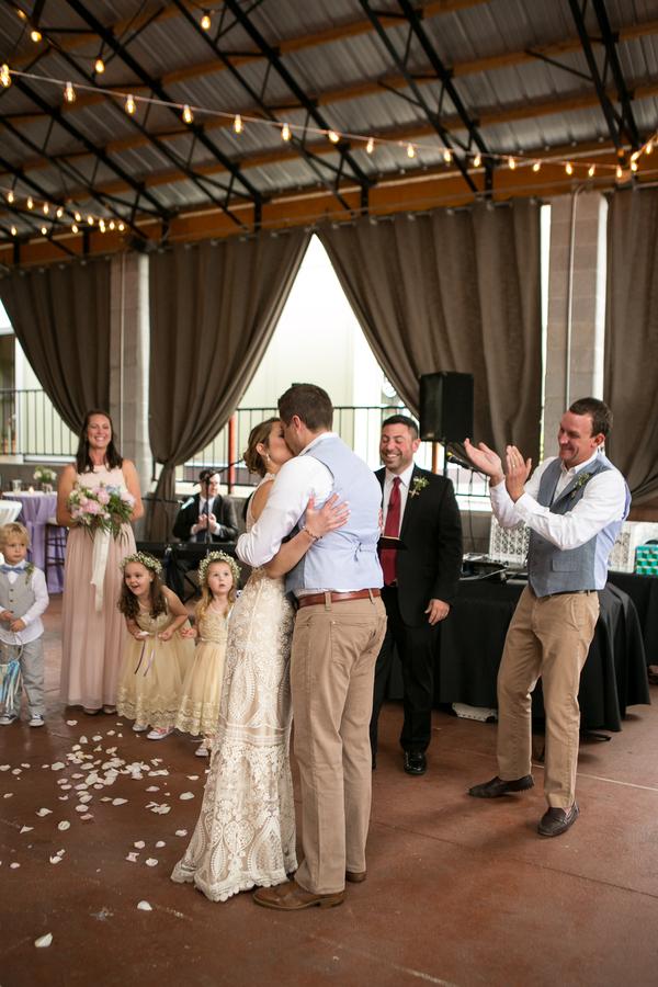 eclectic Nashville wedding