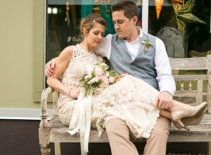 eclectic Nashville wedding