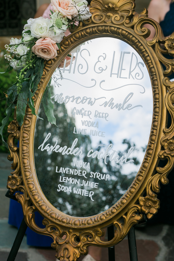 Beverly Hills mansion wedding