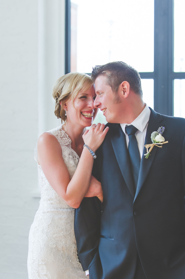 Michigan loft wedding
