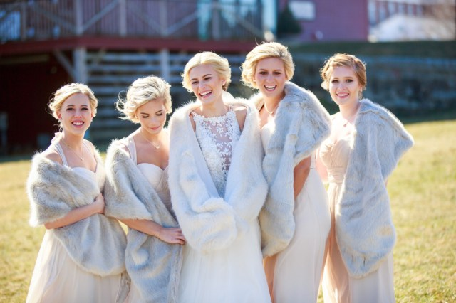 Boston barn wedding
