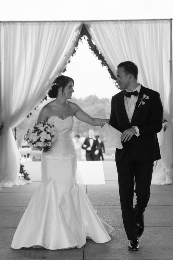 classic St. Louis wedding