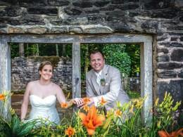 rustic Cleveland wedding