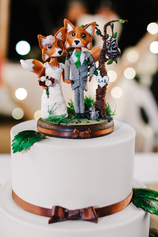 nature-inspired wedding
