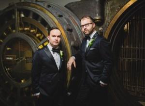 modern elegant wedding