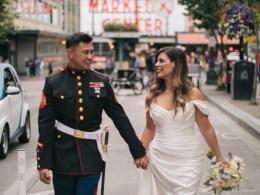 elegant Seattle wedding