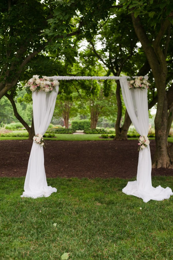 elegant whimsical wedding
