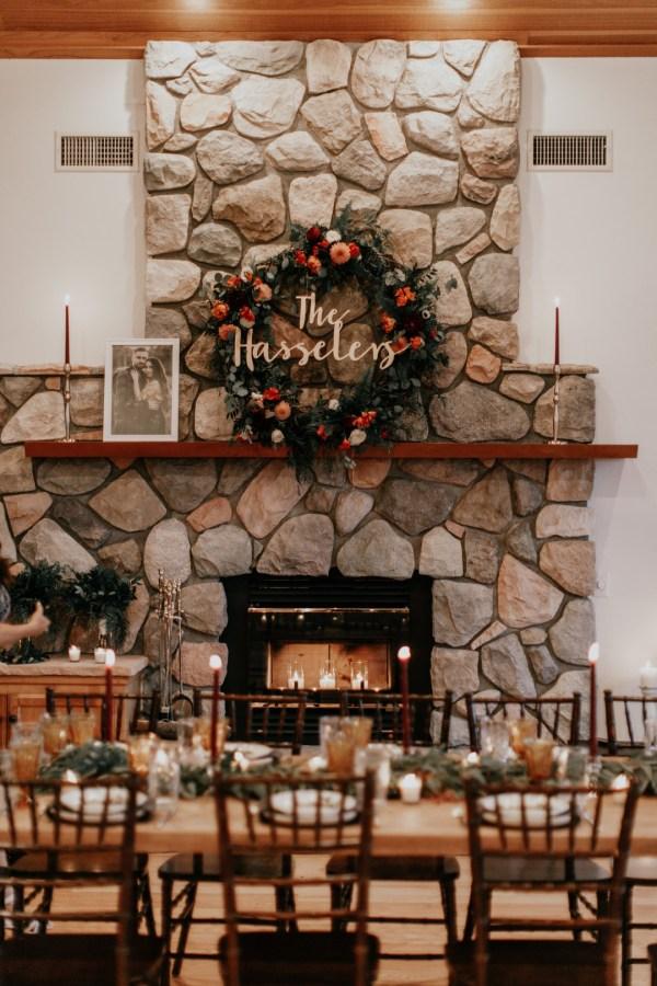 mountain elopement wedding