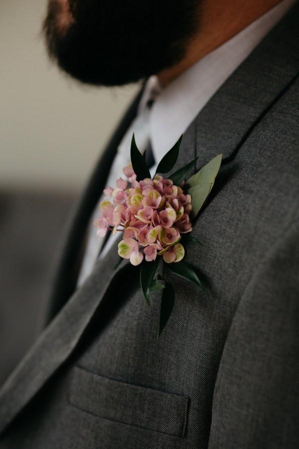 romantic modern wedding