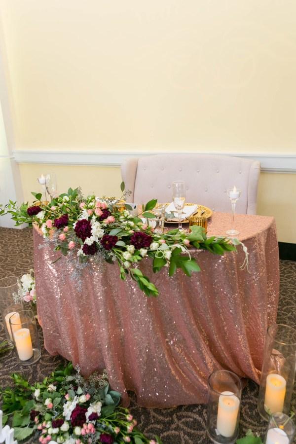 rustic glam wedding