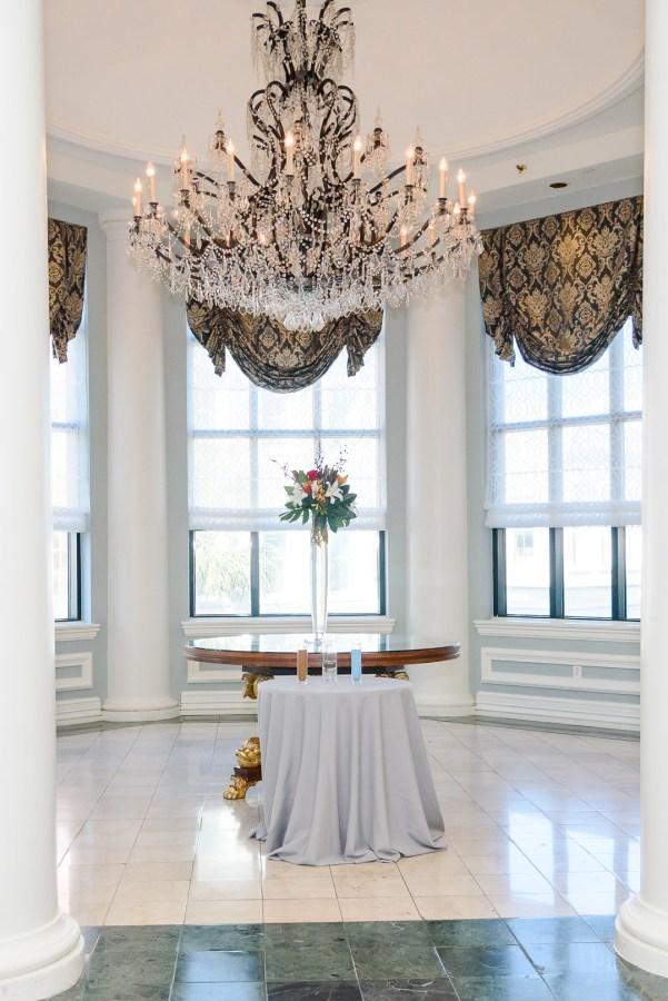 Charleston brunch wedding