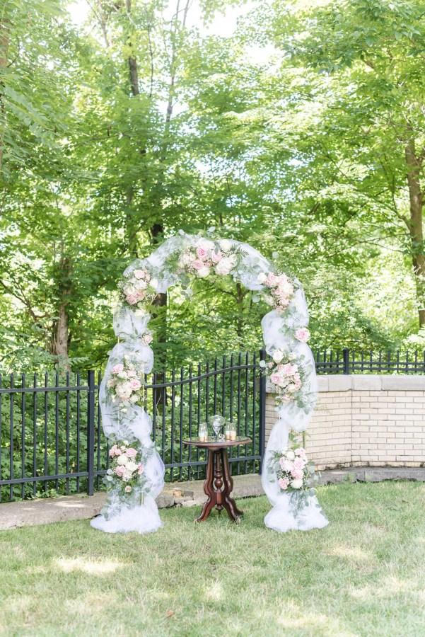romantic estate wedding