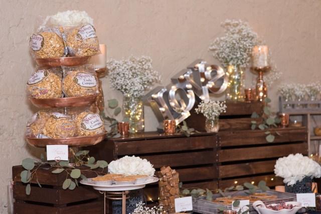 chic ranch wedding
