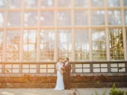 Baltimore conservancy wedding