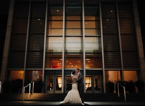 Michigan museum wedding