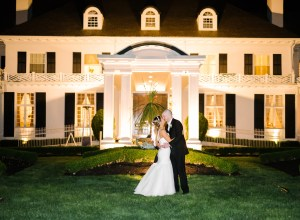 elegant spring wedding