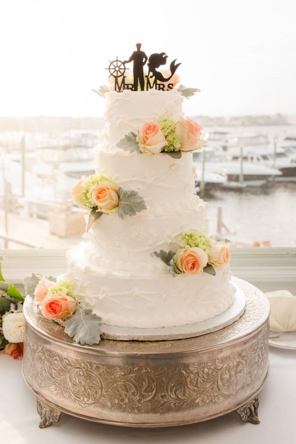 nautical New Jersey wedding