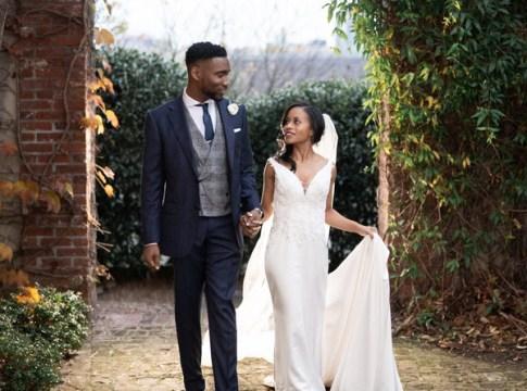fall Atlanta wedding