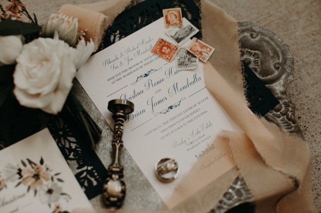 rustic estate wedding