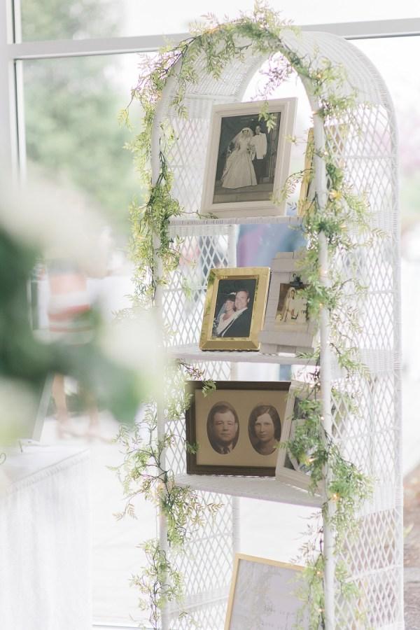 classic spring wedding