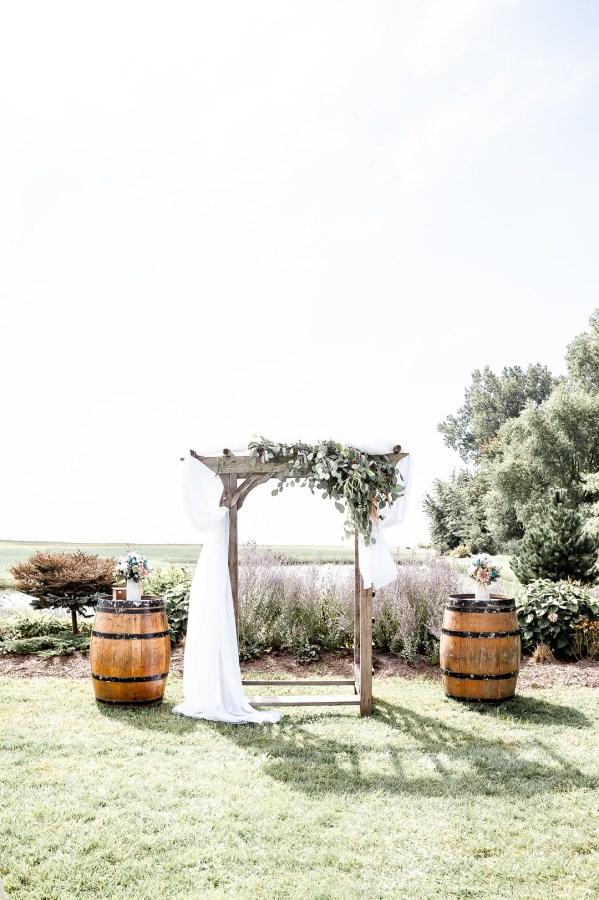 estate winery wedding