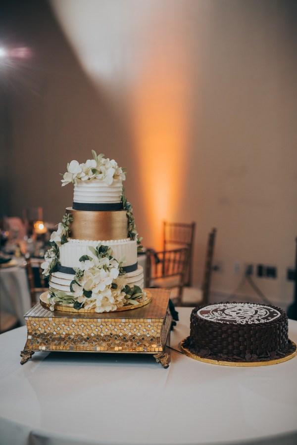 elegant green wedding
