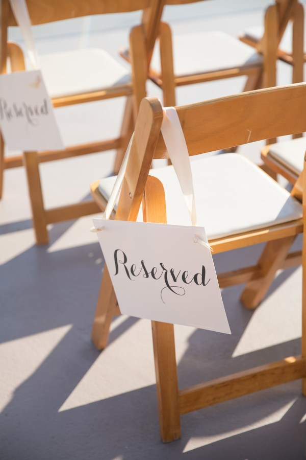 glamorous beach wedding