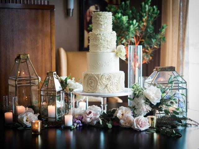 romantic intimate wedding