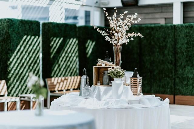 New Jersey beach wedding