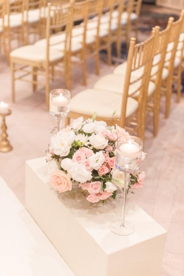 classic ballroom wedding