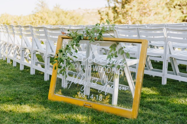 whimsical Colorado wedding