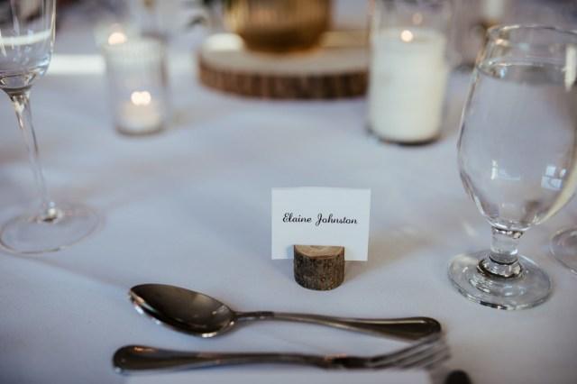 chic Dublin wedding