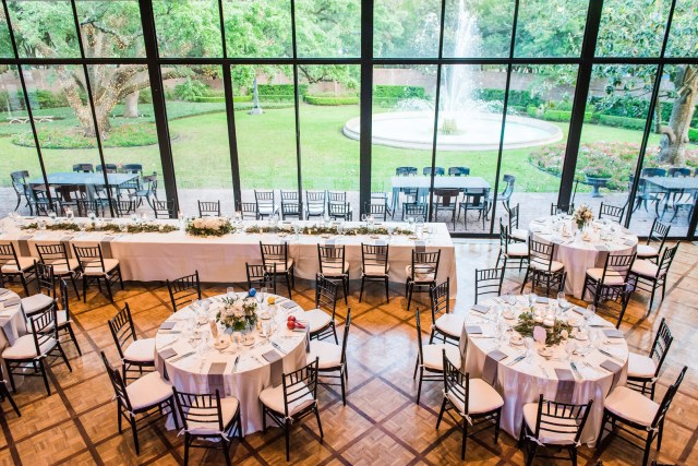 spring Houston wedding