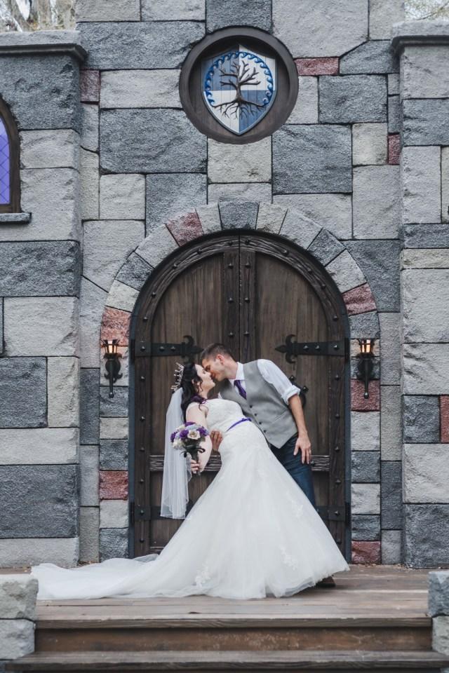 medieval castle wedding
