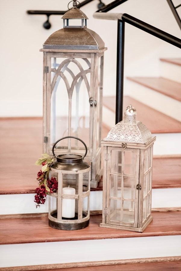 romantic vintage wedding