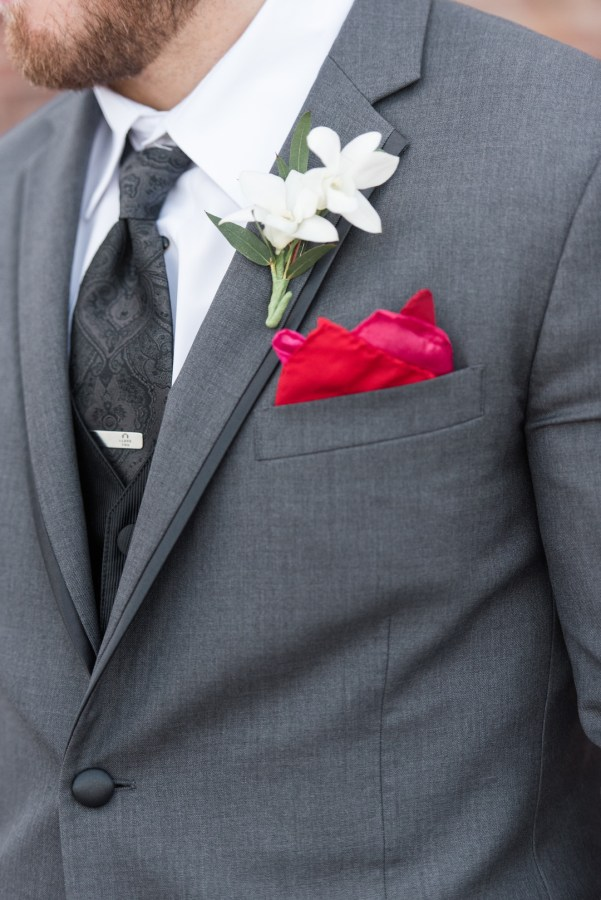 spring pink wedding